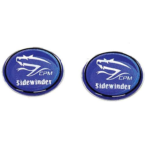 CPM Camera Rigs SideWinder Decal (2 Pack) 132_SW_DCL