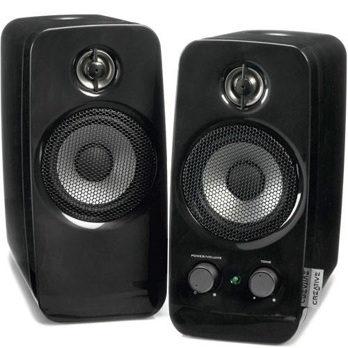 Creative Labs Inspire T10 Speaker System 51MF1601AA000
