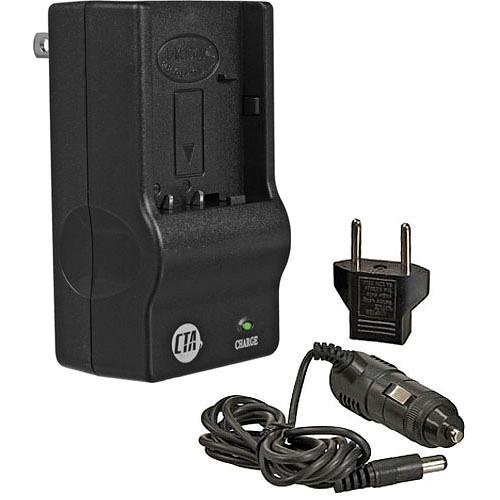 CTA Digital MR-7002 Mini Battery Charger for Kodak MR7002