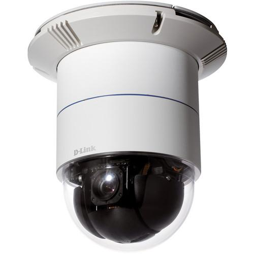 D-Link DCS-6616 12x Speed Dome Network Camera DCS-6616