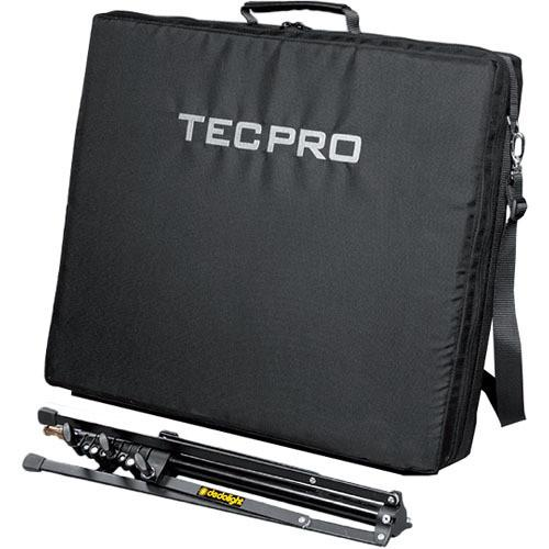 Dedolight TPSC1 Soft Case with 1 DST Stand (7') TPSC1