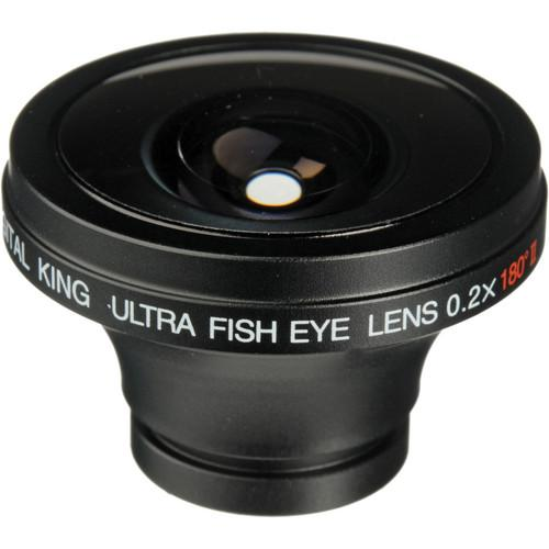 Digital King Magnet Mount Conversion Fisheye Lens 000DK180