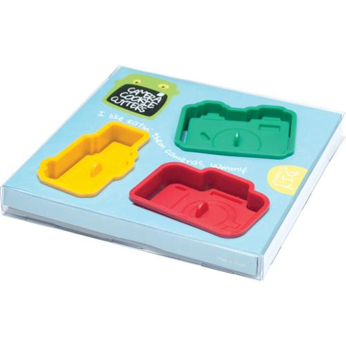 DIYP Camera Cookie Cutters (Set of Three) DIYP-CCC