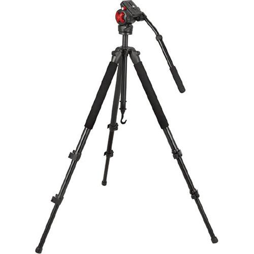 Dracast DVT - 17A Video Tripod with Fluid Head DVT-17A