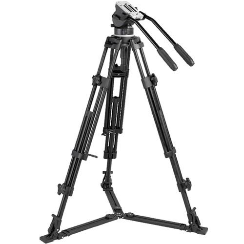 Dracast DVT Pro - 3 Video Tripod with Fluid Head DVT-PRO-3