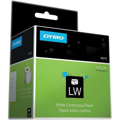 Dymo LabelWriter Continuous Receipt Paper Non-Adhesive 30270
