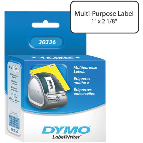 Dymo LabelWriter Small Multipurpose Labels White 30336