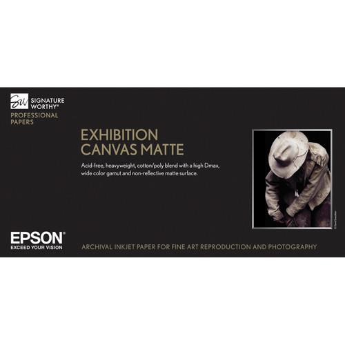 Epson Exhibition Canvas (17 x 22