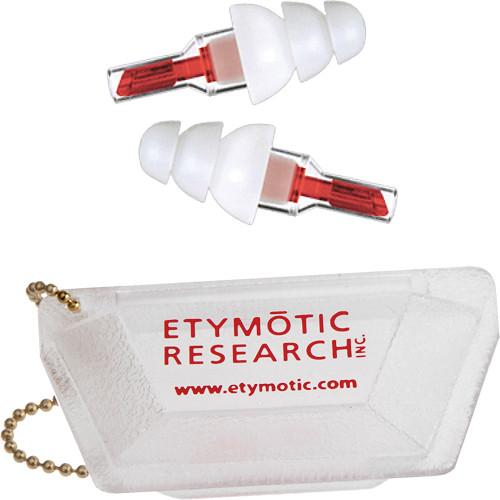 Etymotic Research ETYPlugs High-Fidelity Earplugs ER20-RSC-C