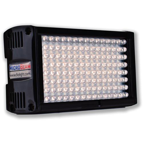 Flolight Microbeam 128 LED On Camera Video Light LED-128-PDF