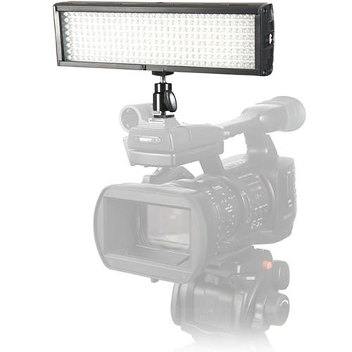 Flolight Microbeam 256 LED On Camera Video Light LED-256-PDS