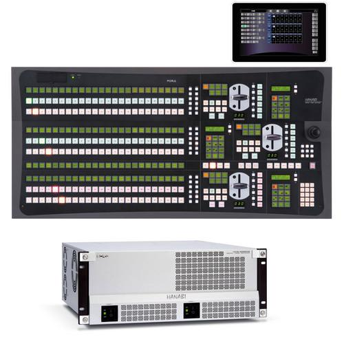 For.A HVS-4000 Video Switcher with 2.5 M/E HVS-4000HS 2.5M/E24