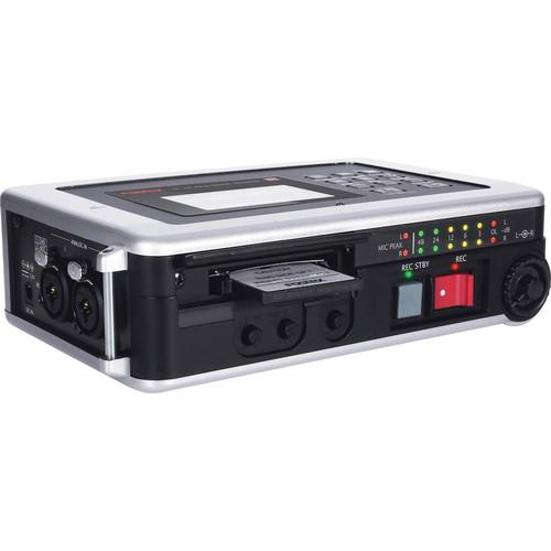 Fostex FR-2LE 2-Channel Digital Field Recorder Kit with CF Card