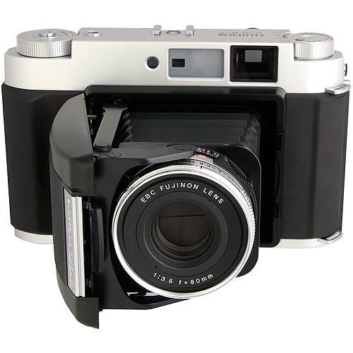 Fujifilm GF670 Rangefinder Folding Camera 16019089