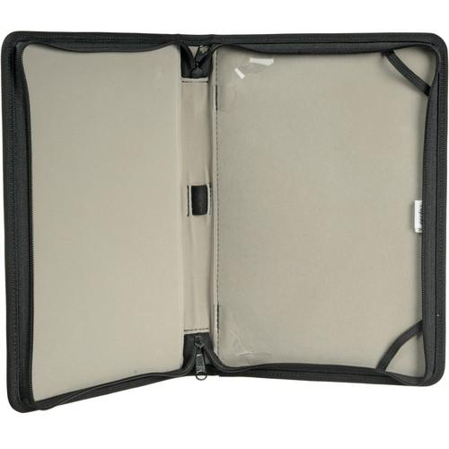 Fujitsu Zippered Folio Carrying Case (Black) FPCCC162