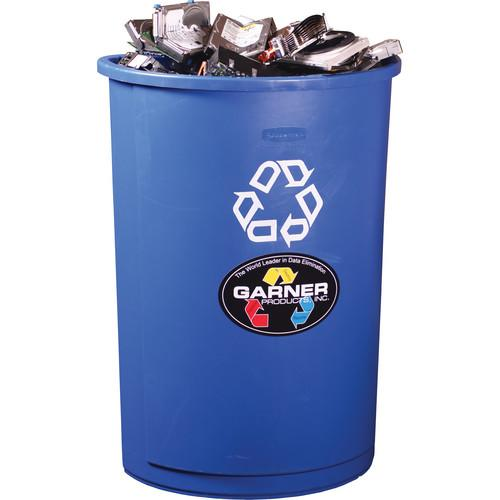 Garner  MB-1B Blue Recycle Container MB-1B