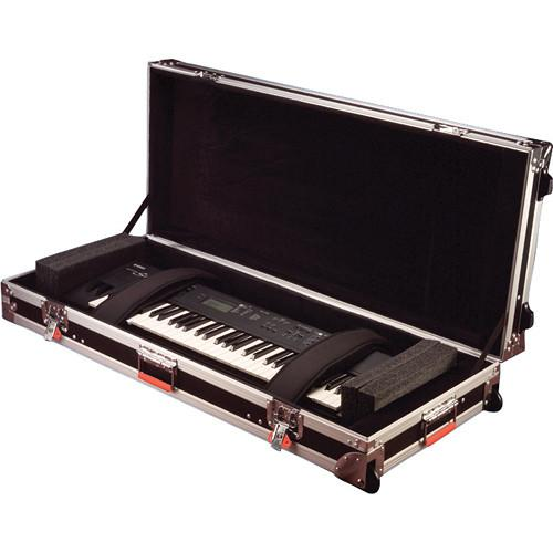Gator Cases G-TOUR 76V2 76 Note Road Case G-TOUR 76V2
