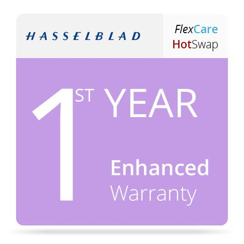 Hasselblad Flexcare Enhanced Warranty - 1st Year for H4D