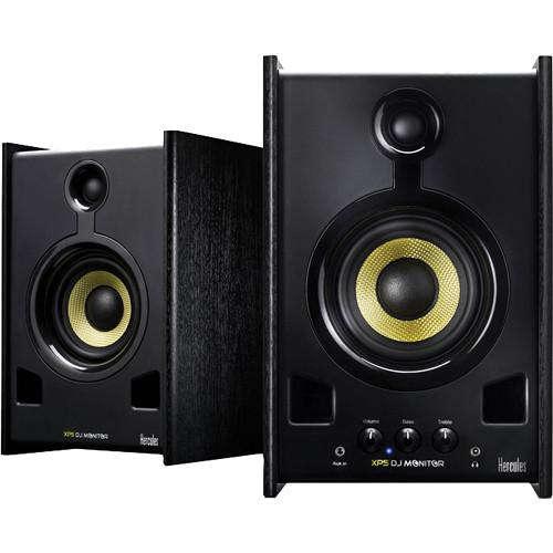 Hercules  XPS 2.0 80 DJ Monitor Speakers 4769227