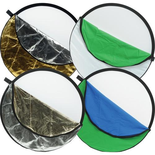 Impact  7-in-1 Collapsible Reflector Disc R-7132