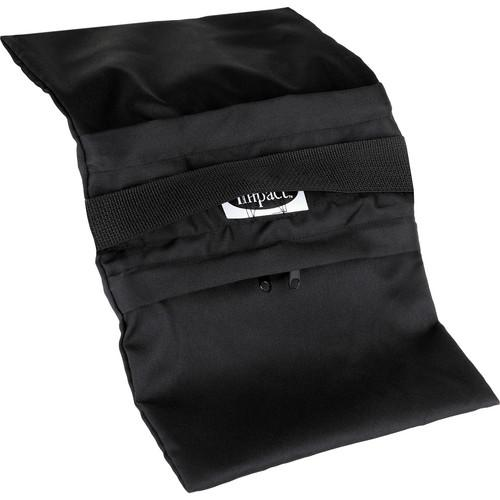 Impact Empty Saddle Sandbag - 15 lb (Black) SBE15