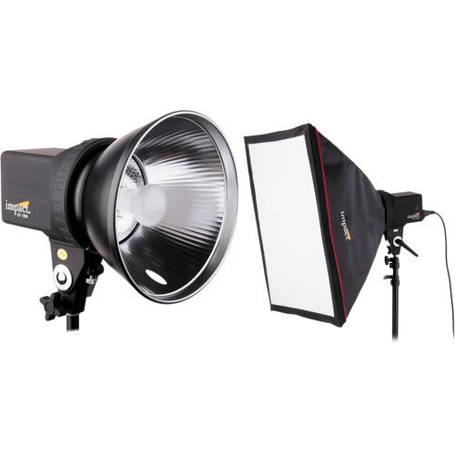 Impact  Two Monolight Kit (220V) EX100AE-2KI