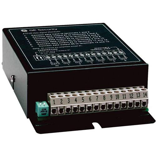 Interlogix KTD-83 Data Signal Distributor KTD-83-16