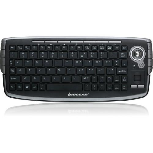 IOGEAR 2.4GHz Wireless Compact Keyboard with Optical GKM681R