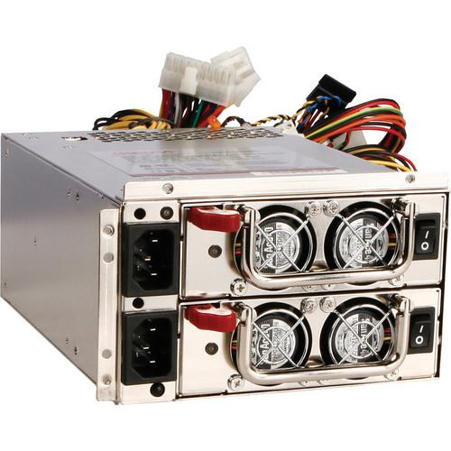 iStarUSA 550 W PS2 Mini Redundant Power Supply IS-550R8P
