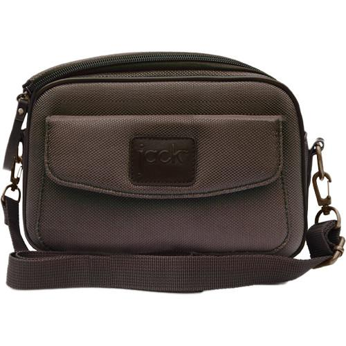 Jill-E Designs Jack Compact System Camera Bag (Brown) 340924