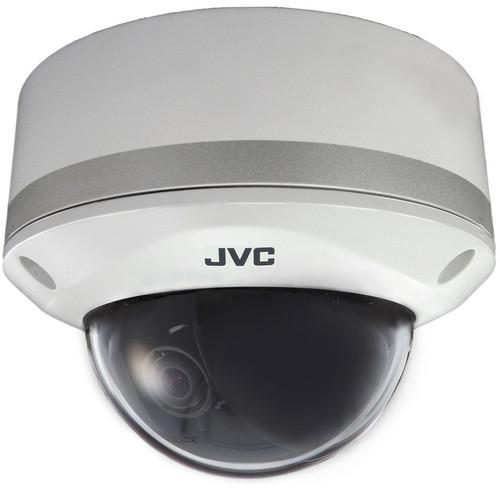 JVC Super Lolux Full HD Network Outdoor Dome Camera VN-H237VPU