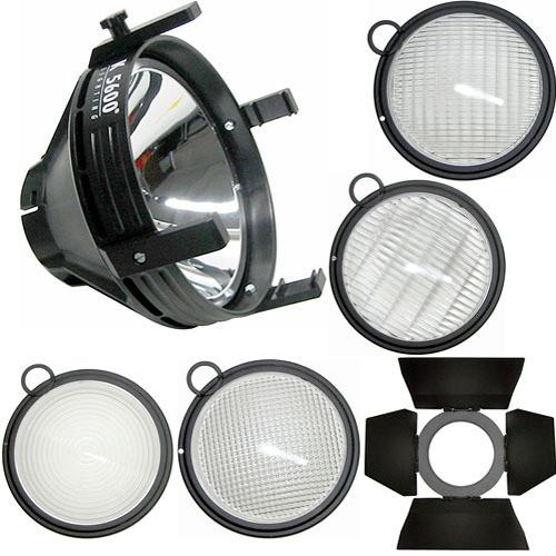 K 5600 Lighting Beamer Accessory Kit for Joker-Bug 800W K0800BMR