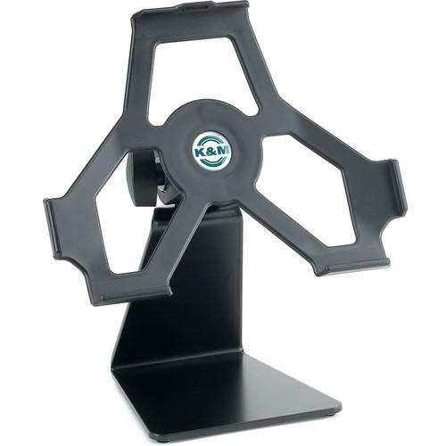 K&M  iPad 2 Table Stand 19752-000-55