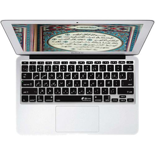 KB Covers Arabic Keyboard Cover for MacBook Air ARB-M11-CB-2
