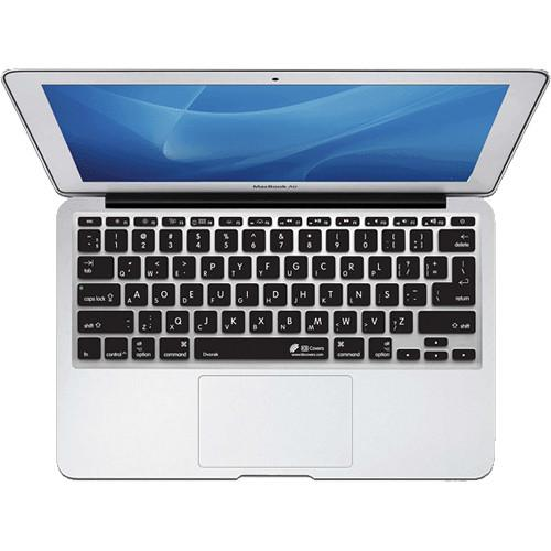 KB Covers DVORAK Keyboard Cover for MacBook Air DV-M11-CB-2