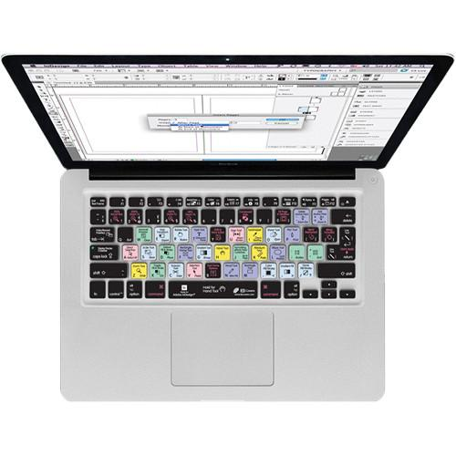 KB Covers InDesign Keyboard Cover for MacBook, MacBook ID-M-CC-2