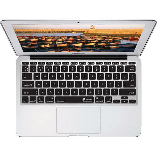 KB Covers Portuguese Keyboard Cover for MacBook Air POR-M11-CB-2