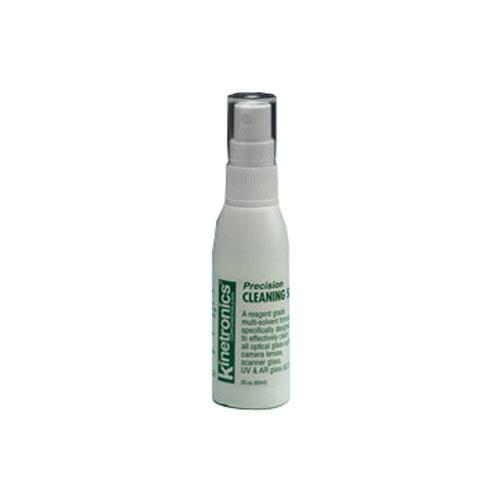 Kinetronics Precision Lens Cleaning Solution - 2 oz KSPLC2D