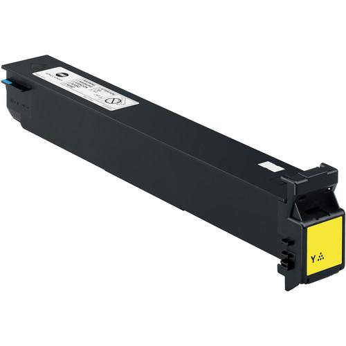 Konica  Yellow Toner For magicolor 8650 A0D7233