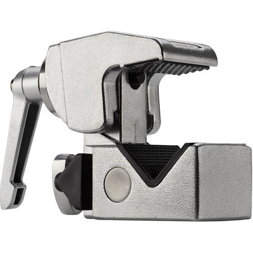 Kupo Convi Clamp With Adjustable Handle (Silver Finish) KG701712