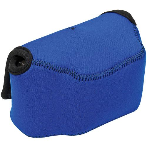 LensCoat BodyBag Point and Shoot Large Zoom (Blue) LCBBLZBL