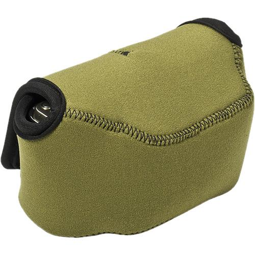 LensCoat BodyBag Point and Shoot Large Zoom (Green) LCBBLZLG