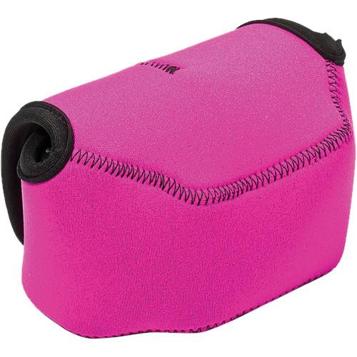 LensCoat BodyBag Point and Shoot Large Zoom (Pink) LCBBLZPI
