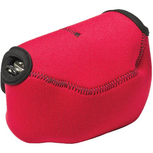 LensCoat BodyBag Point and Shoot Large Zoom (Red) LCBBLZRE