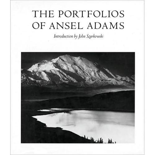 Little Brown Book: The Portfolios of Ansel Adams 9780821258224