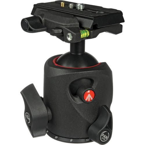 Manfrotto 055 Magnesium Ball Head with Q5 Quick MH055M0-Q5