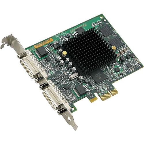 Matrox G550 PCIe x1 32-Bit Graphics Card G55-MDDE32F