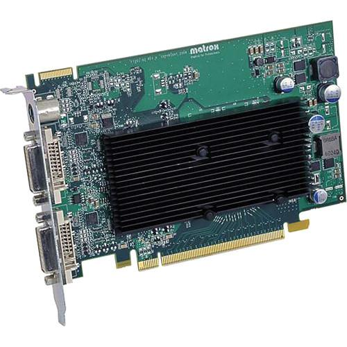 Matrox M9120 512MB PCI Express x16 ATX Graphics Card M9120-E512F