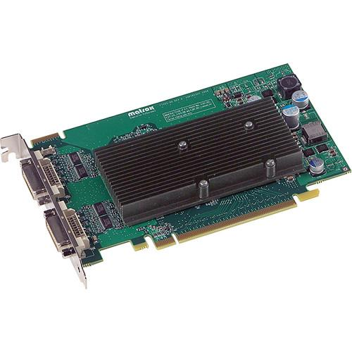 Matrox M9125 PCIe x16 Graphic Display Card M9125-E512F