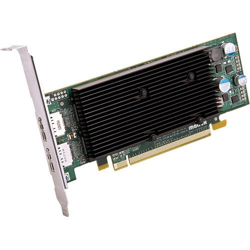 Matrox M9128 Low-Profile PCIe x16 Graphic Display M9128-E1024LAF